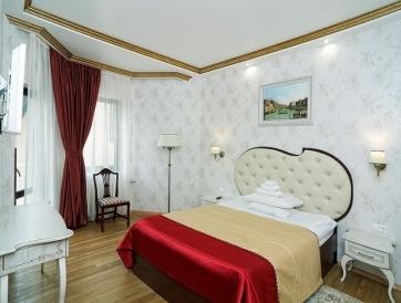 Однокімнатний одномісний люкс